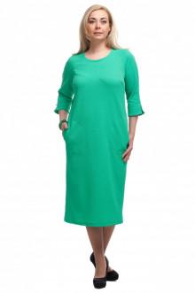 """Платье """"Олси"""" 1605023/5 (Зеленый)"""